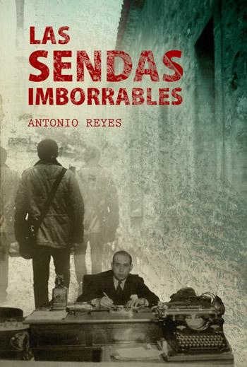Antonio Reyes presenta en Madrid su tercera novela: 'Las sendas imborrables'
