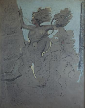 'El surrealismo y el sueño' aún puede verse en el Museo Thyssen