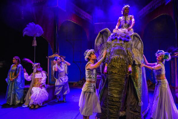 'Aladín, un musical genial' estará en el Teatro Nuevo Apolo en febrero