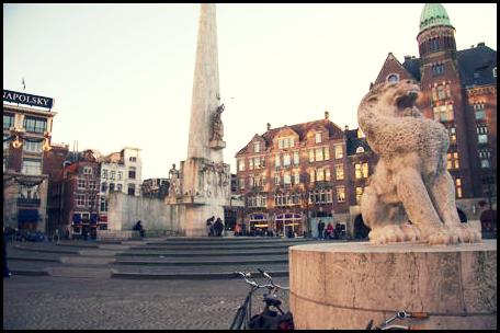 Ámsterdam, ciudad de contrastes en el corazón de Europa
