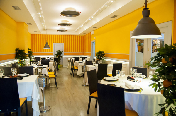 Madrid huele a azahar con las Jornadas del Litoral Valenciano del restaurante Entre Naranjos