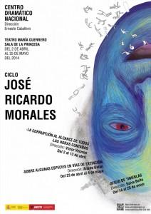Ciclo José Ricardo Morales en el Teatro María Guerrero