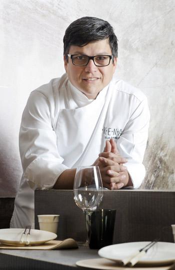 Kena: lo nuevo del chef peruano Luis Arévalo