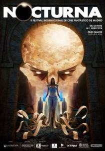 Nuevo cartel para el Festival de Cine Fantástico de Madrid, Nocturna 2014