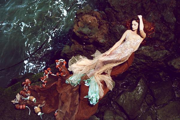 Fotografía y moda se unen en La Casa de Canarias en una  exposición única