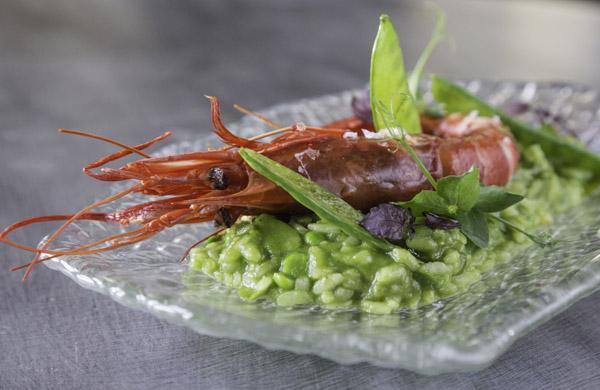 El restaurante Dabbo, de cocina internacional, presenta su Menú Healty