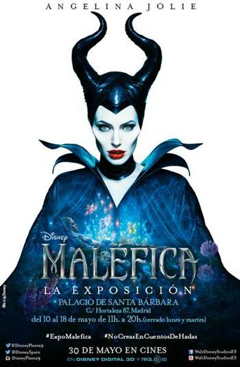 Disney presenta en Madrid la exposición sobre 'Maléfica'