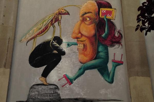 La Tabacalera: arte por los cuatro costados