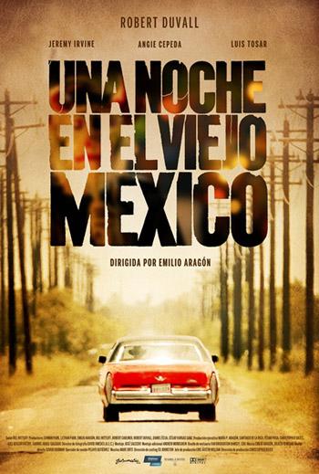 Luis Tosar habla de 'Una noche en el viejo México'