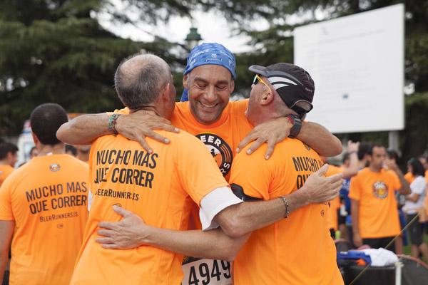 Haz deporte y celébralo: Beer Runners es tu carrera