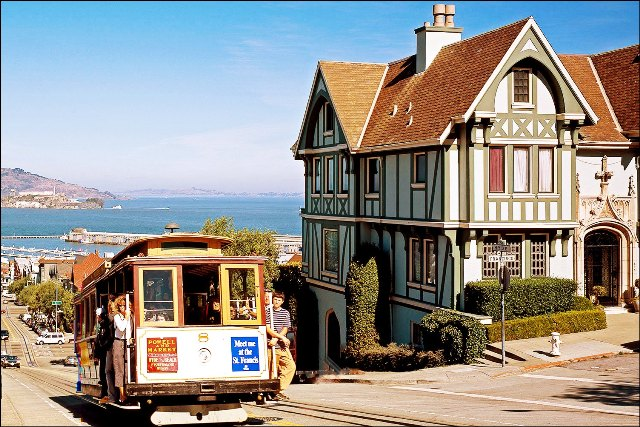 San Francisco_Tranvia