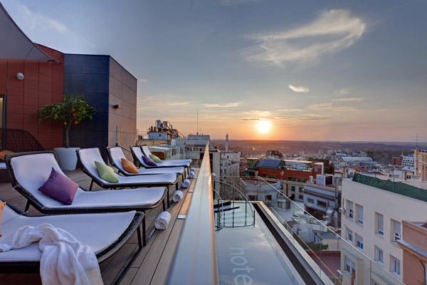 Descubre las mejores terrazas de madrid planes y ocio en for Casa de granada terraza madrid