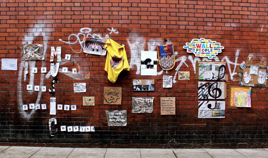45 ciudades del mundo muestran su arte en la calle: WALLPEOPLE