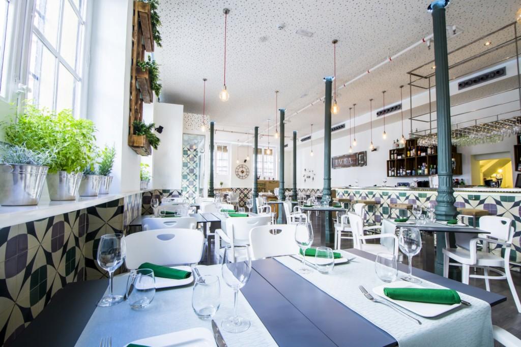 La pasión, la cocina mediterránea y la japonesa se unen en Bacira