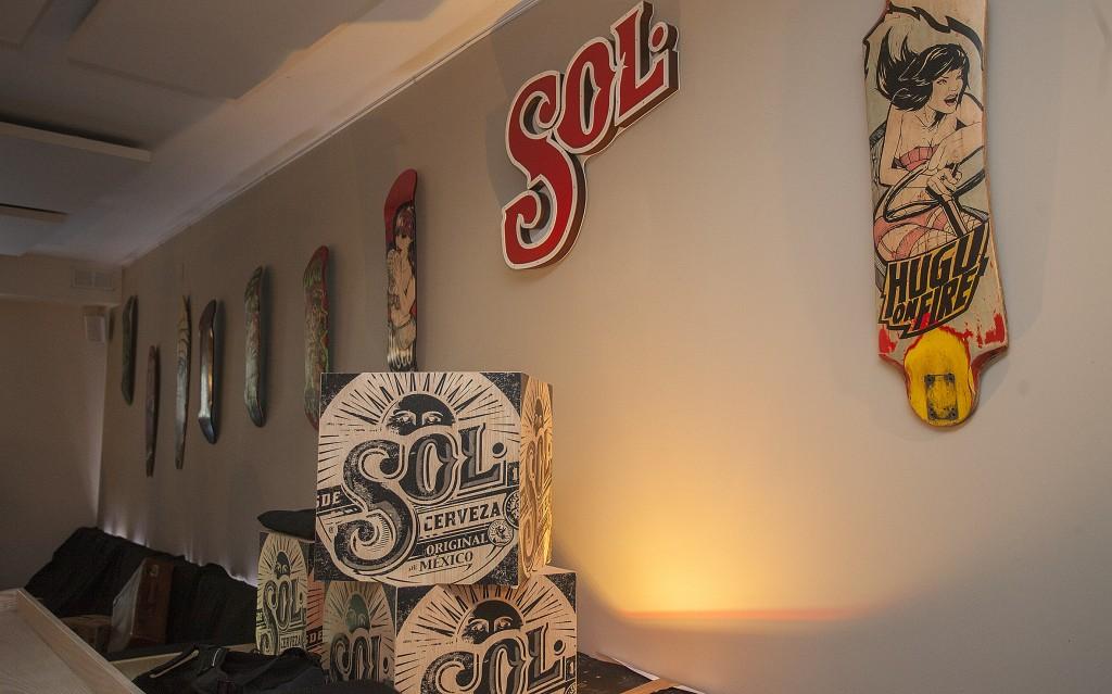 Espacio SOL, un nuevo espacio multifuncional en Madrid