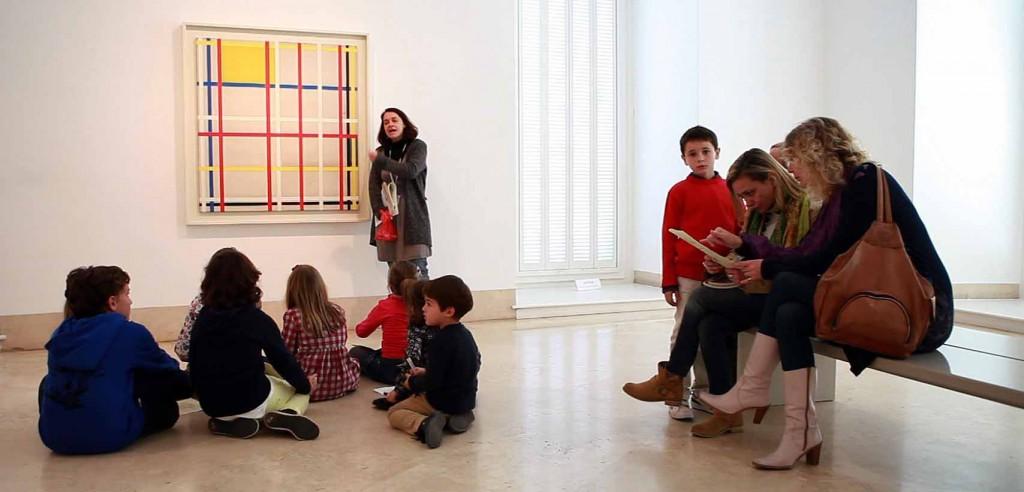 El Museo Thyssen abre sus puertas este verano para los más pequeños