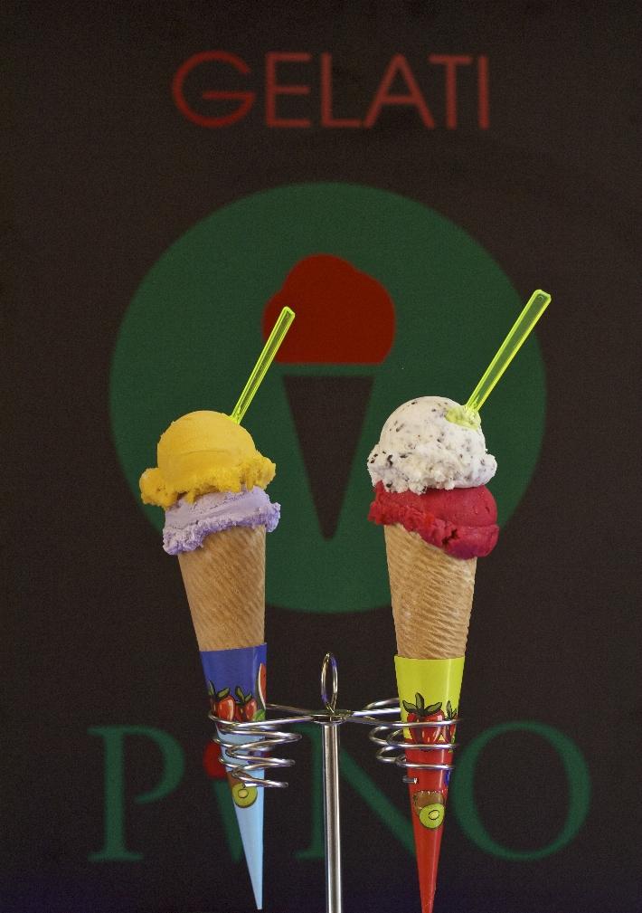 La primera heladería artesana de La Moraleja se llama Gelati Pino