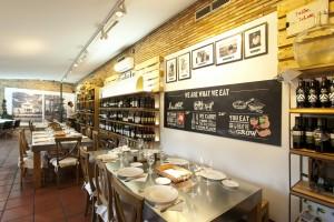 Warehouse Madrid, el nuevo restaurante de The Haciendas Company