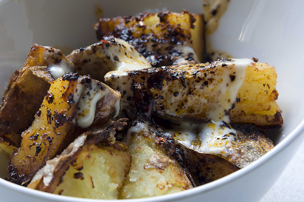 Patatas bravas -a más más- dNorte mb