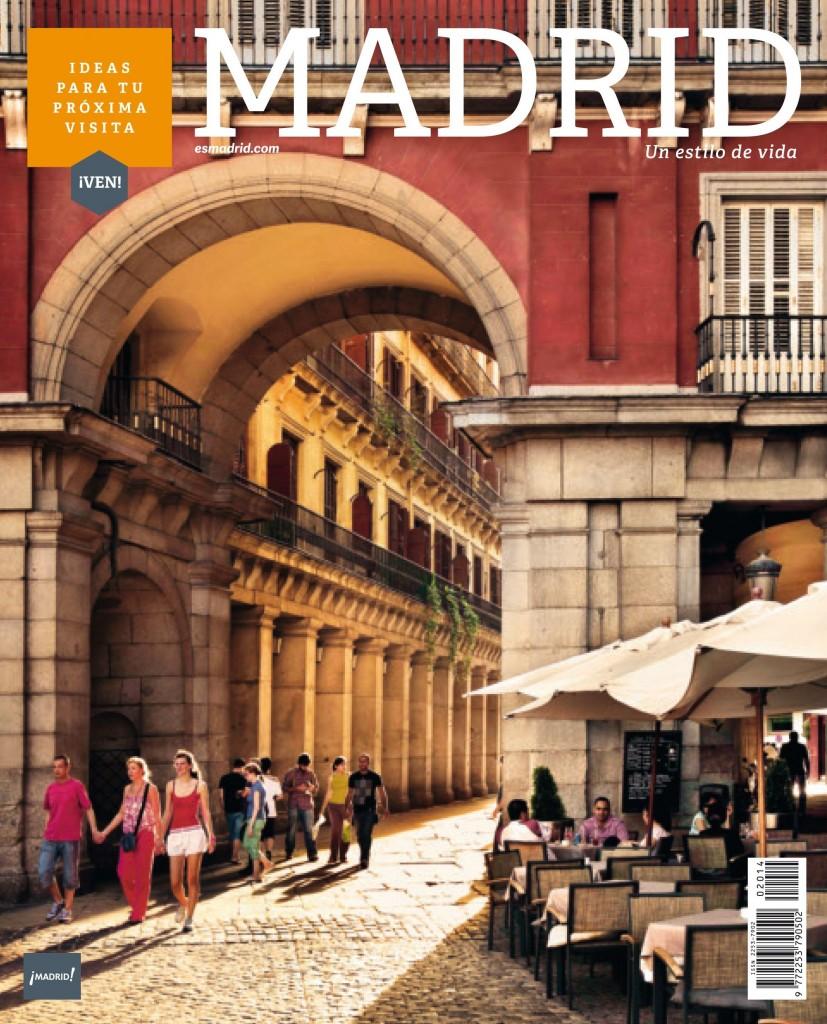 Nueva edición de la guía promocional de 'Madrid. Un estilo de vida'