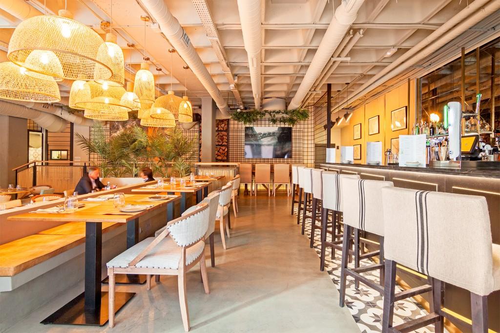 El restaurante 'MARIETA' abre sus puertas en el número 44 del Paseo de la Castellana
