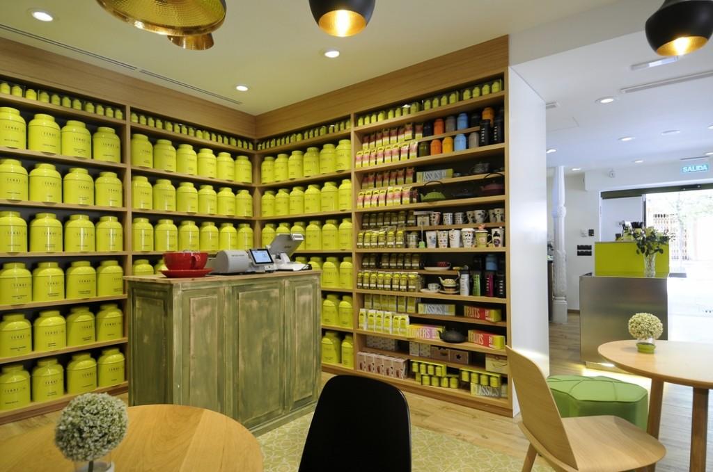 Nace Tekoe, un concepto innovador y moderno en torno a la cultura del té