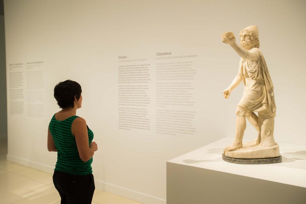 La exposición 'Mediterráneo. De la razón al mito' puede verse ya en CaixaForum