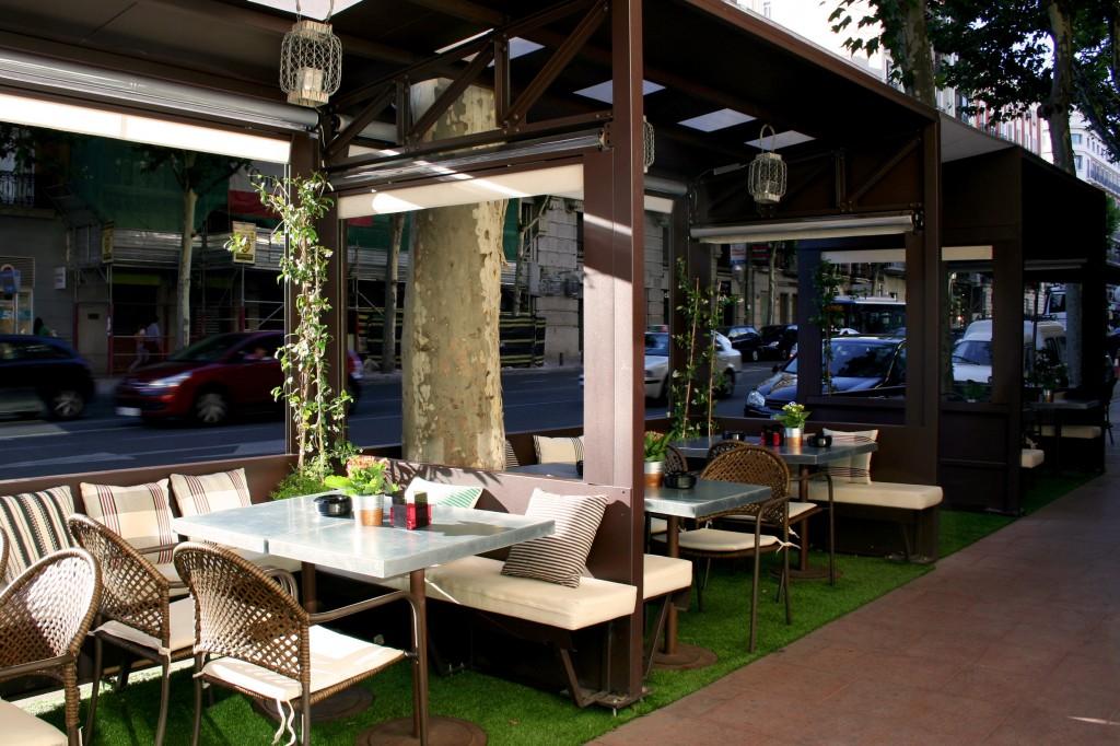 El restaurante Sky Madrid inaugura su terraza de verano en Velázquez