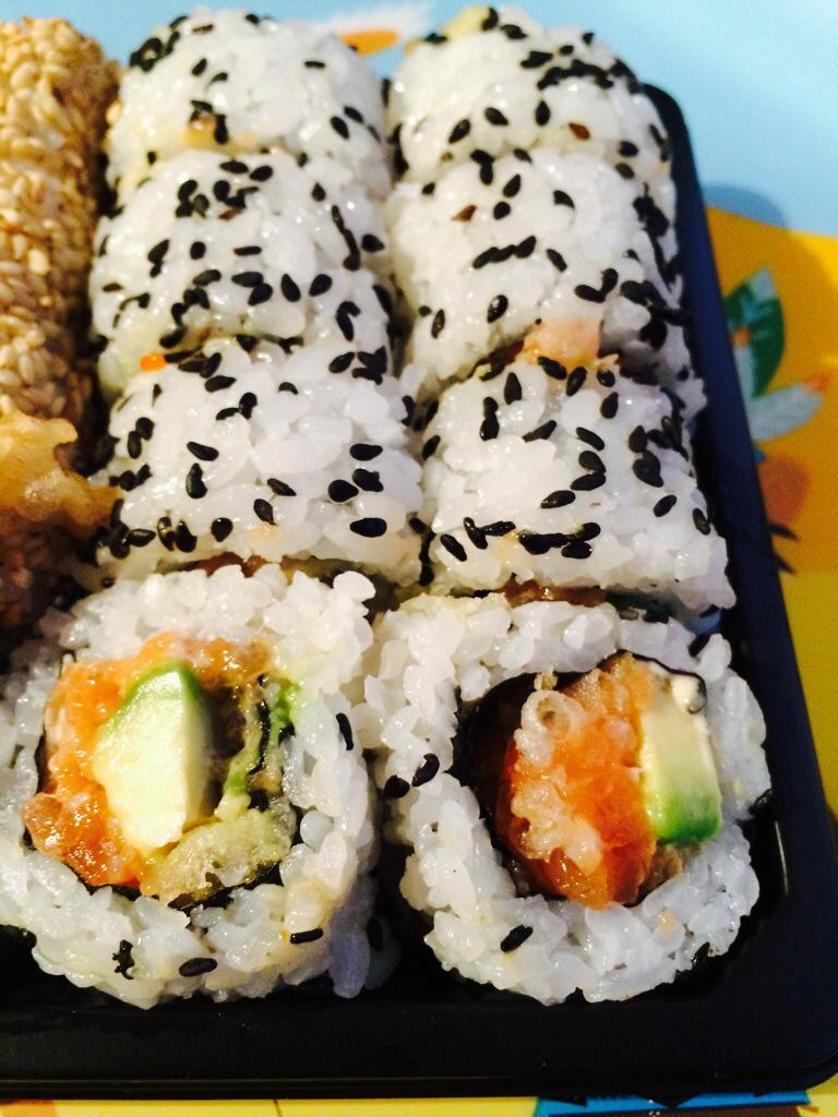 Nuevas recetas para vegetarianos en los restaurantes Go! Sushing