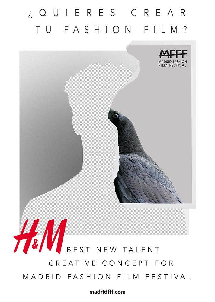 MadridFFF y H&M te invitan a participar en 'H&M Best New Talent Creative Concept'