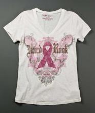 Hard Rock Café Madrid combate el cáncer de mama a través de Pinktober