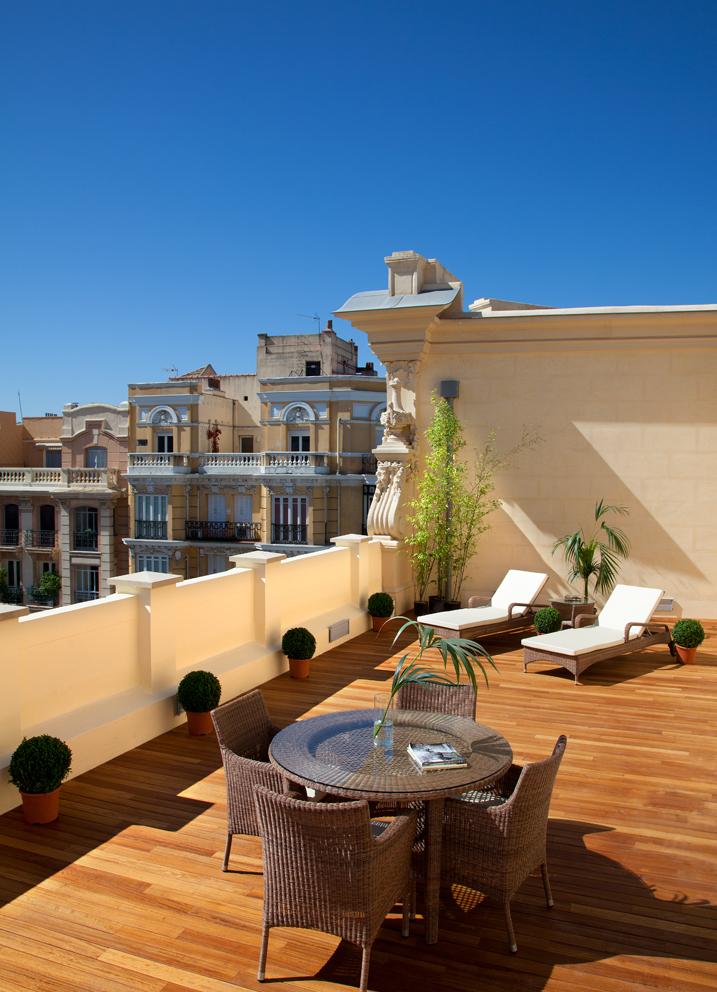 Antonio Obrador crea el elegante hotel URSO de Madrid