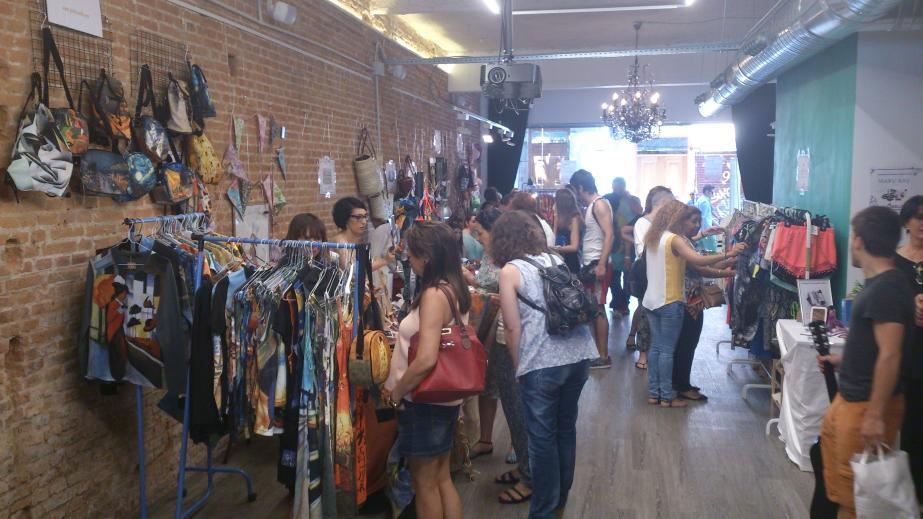 Market… Ven, Mira y Di