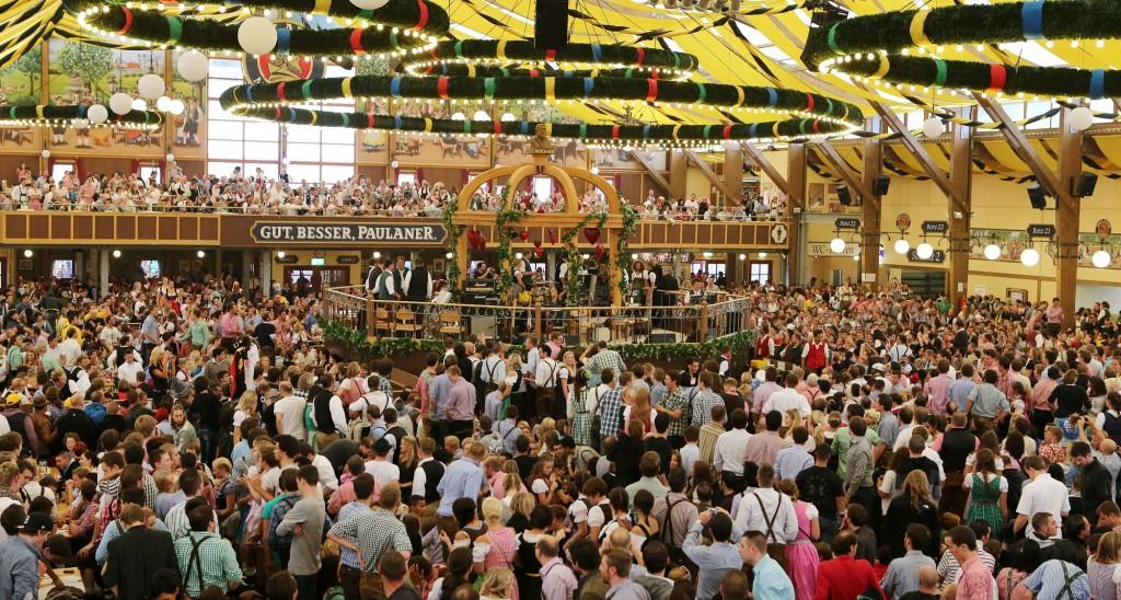 Paulaner trae a Madrid la auténtica Oktoberfest