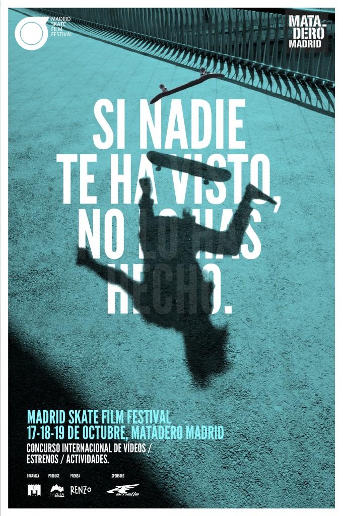 III edición del Madrid Skate Film Festival (MSFF)
