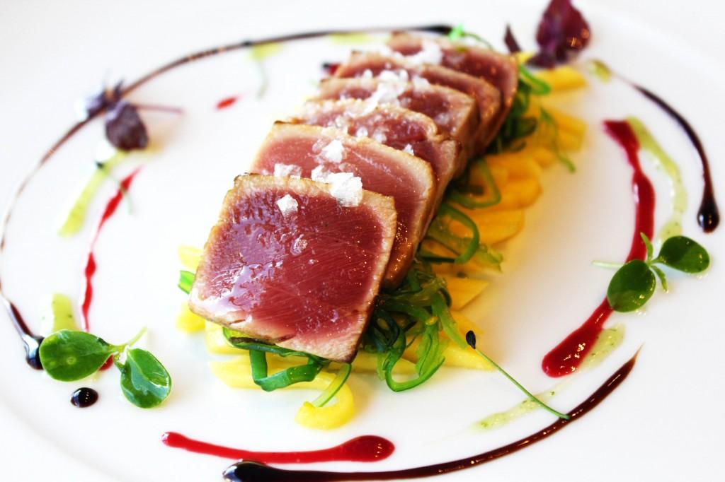 El Pradal ofrece atún de 'la levantá' por primera vez en Madrid