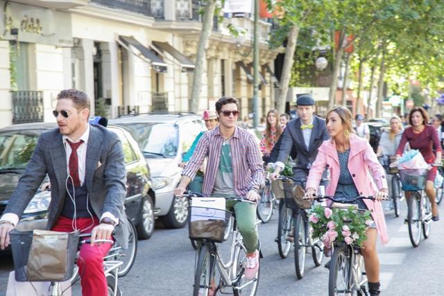 TrendCycle Madrid 2014: la moda sobre ruedas