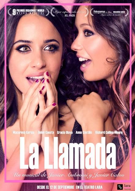 'La Llamada' vuelve al Teatro Lara