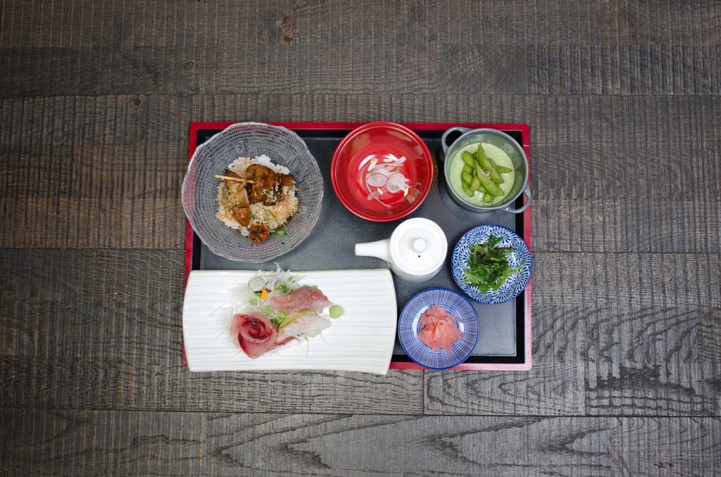 Nuevo menú ejecutivo en el restaurante KENA