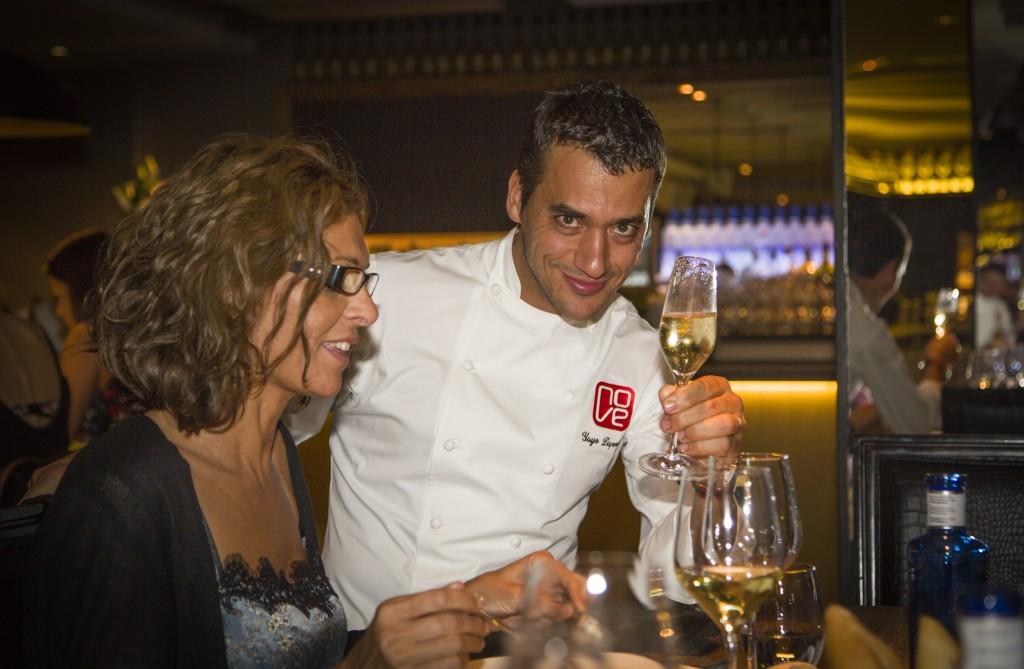 Martes con estrella: talento y gastronomía destinados a fines benéficos