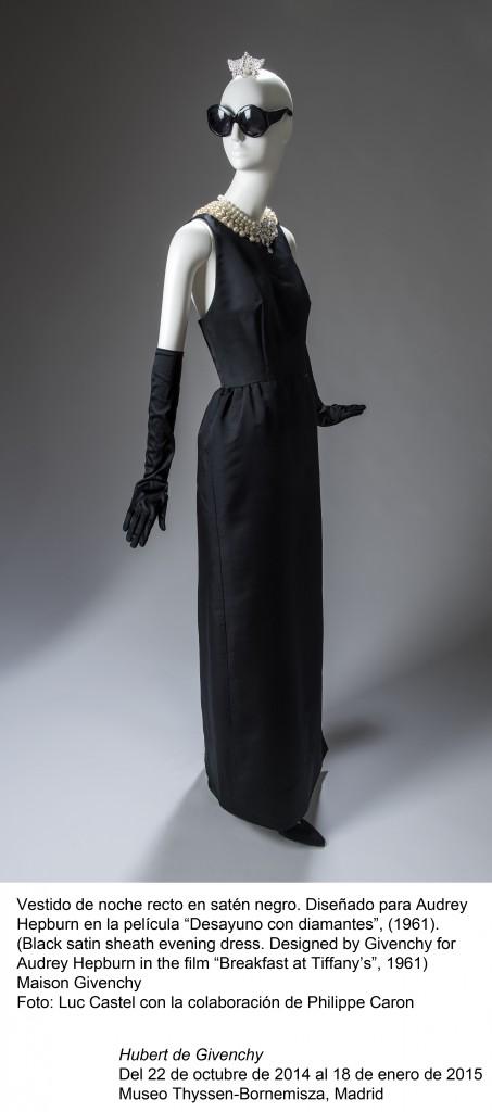 El Museo Thyssen-Bornemisza acoge la gran colección sobre Hubert de Givenchy