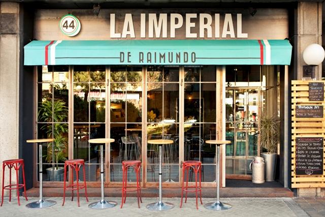 La Imperial de Raimundo, donde crear nuevas historias