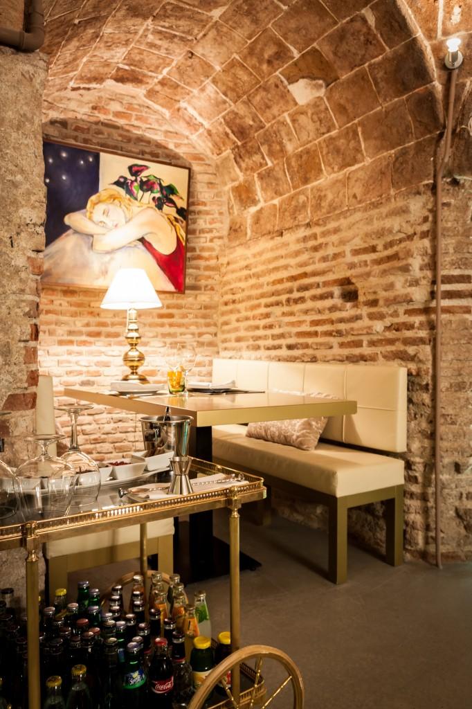 Bodega de Los Secretos, un restaurante escondido bajo el Barrio de las Letras