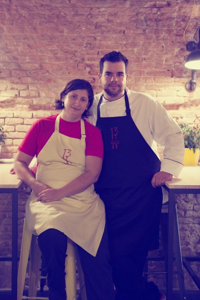Restaurante TreZe inaugura nuevo local en el Barrio de Salamanca