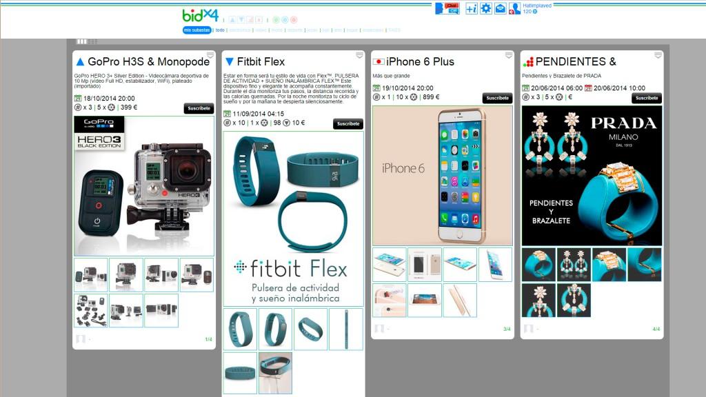 Nace Bidx4, una forma innovadora de comprar potenciando el ahorro y la diversión