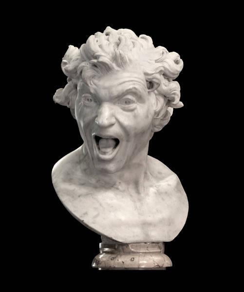 Las Ánimas de Bernini en el Museo del Prado