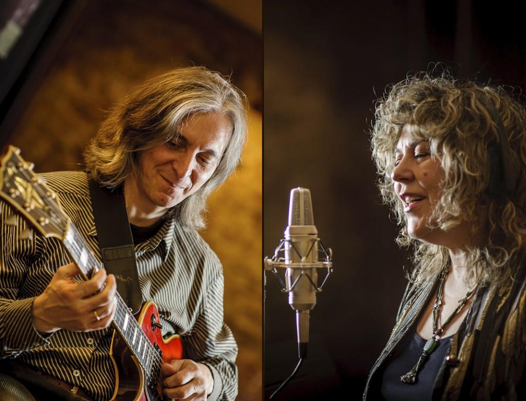 Noche de blues: Big Mama Montse & Riqui Sabatés en Bogui Jazz