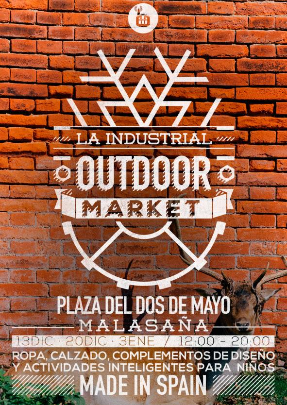 Mercados de Navidad: La Industrial Outdoor Market