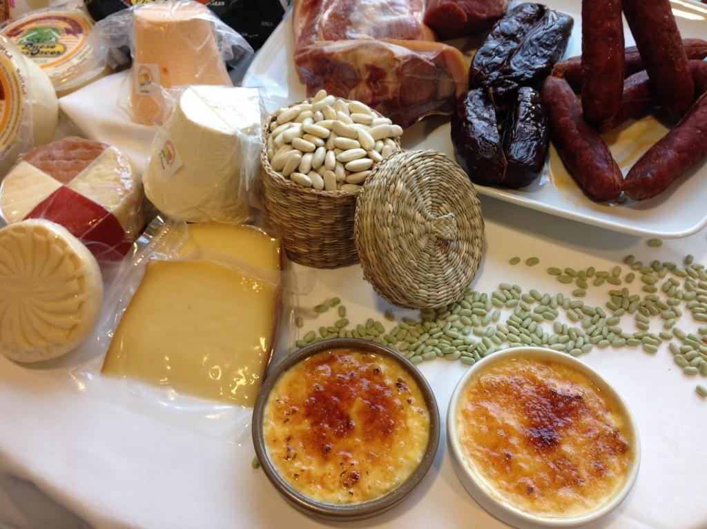 Asturias, un paraíso gastronómico en la capital