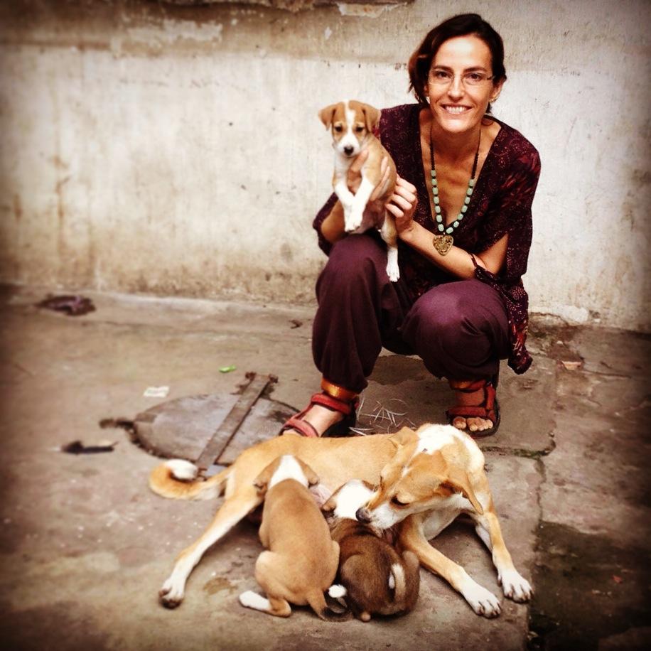 La muestra fotográfica 'Kolkata', el día a día de la capital India